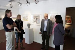 Utställning på Galleri Rita i Göteborg